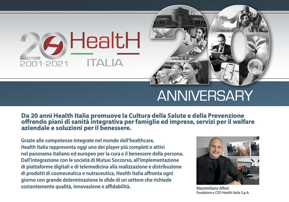 Health Italia: la storia di un gruppo leader in Italia