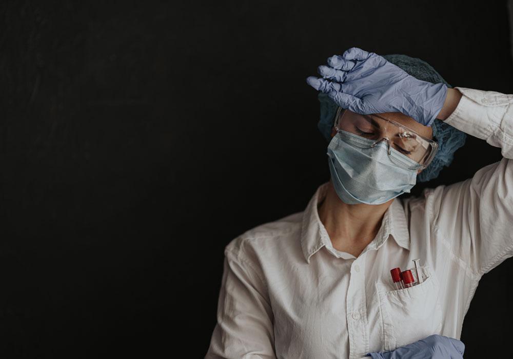 Covid-19: gli operatori sanitari e la sindrome post traumatica da stress