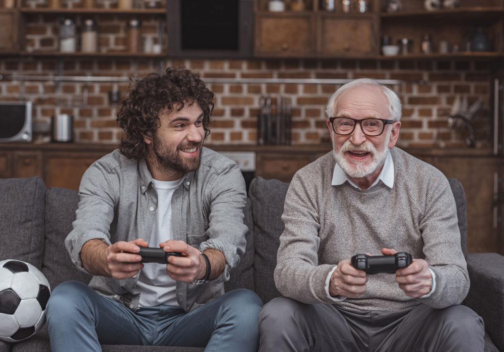 Conservare la memoria giocando all'Xbox? Gli over 65 hanno un nuovo alleato contro l'Alzheimer