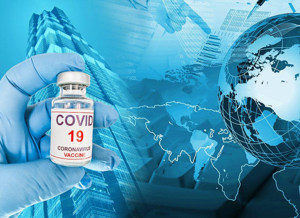 Covid-19: entro l'anno nel mondo 11 miliardi di dosi di vaccino
