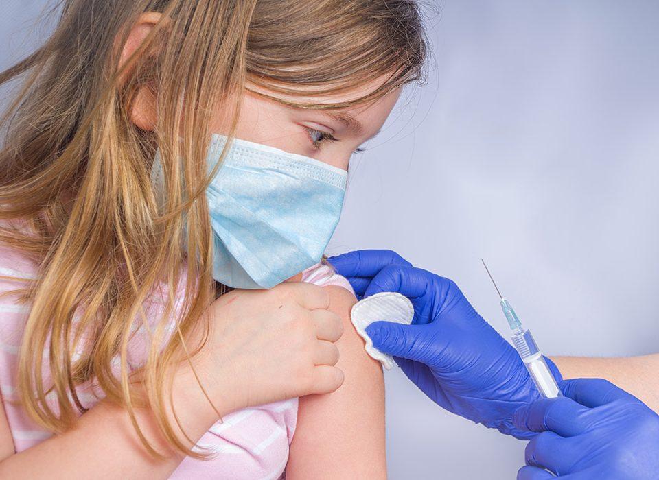 Al via la campagna di vaccinazione anti Covid per adolescenti e bambini