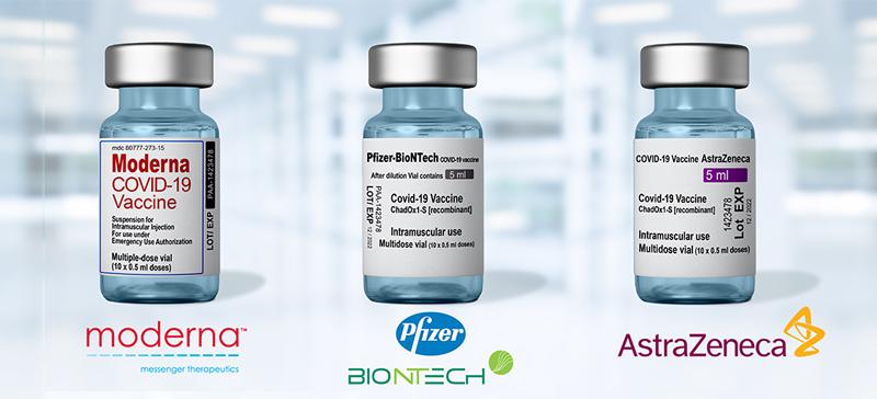 Vaccinazione eterologa Covid-19, ok dell'AIFA