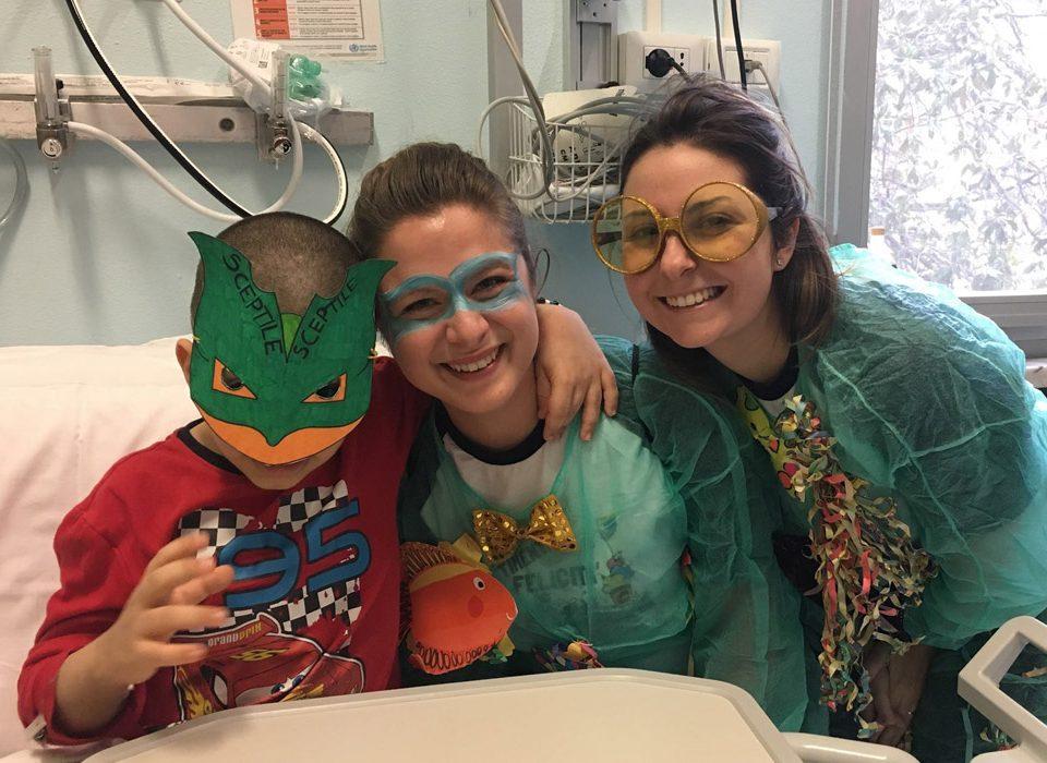 Il Porto dei Piccoli: mare, gioco e cultura per i bambini in ospedale