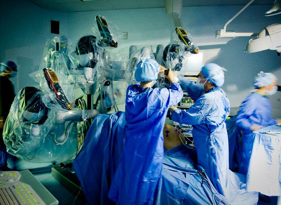 Endometriosi e chirurgia robotica Da Vinci